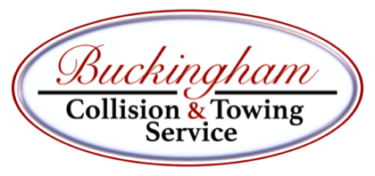Buckingham Collision & Towing Logo