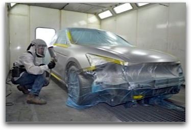 Complete Repair and Refinishing Shop